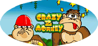 игра - Crazy Monkey 2