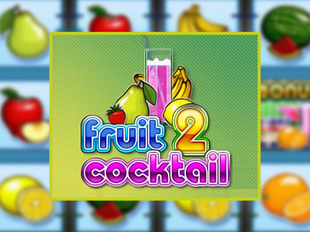 играть - Fruit Cocktail