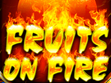 игра - Fruits on Fire