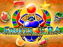 игра - Fruits of Ra