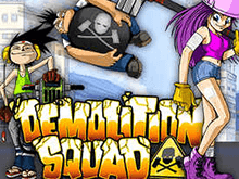 играть - Demolition Squad