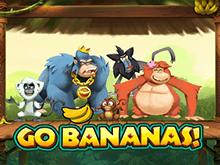 играть - Go Bananas!