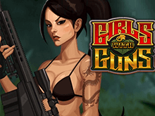 игра - Girls With Guns - Jungle Heat